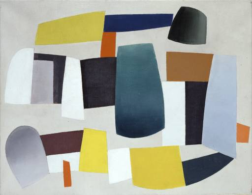 Abstract Composition, 1934 - Jean Helion