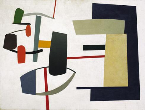 Equilibrium, 1933 - 1934 - Jean Hélion