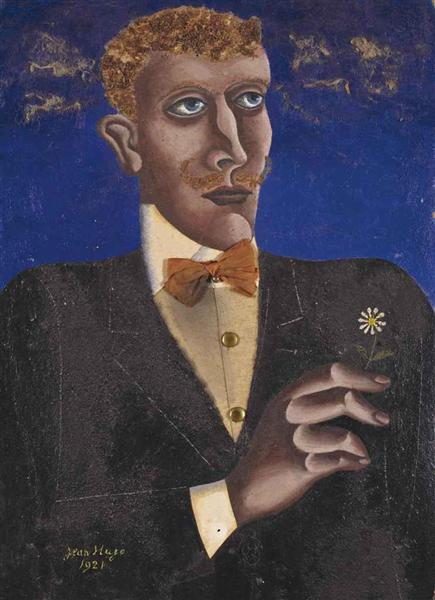 L'homme à la pâquerette, 1921 - Jean Hugo
