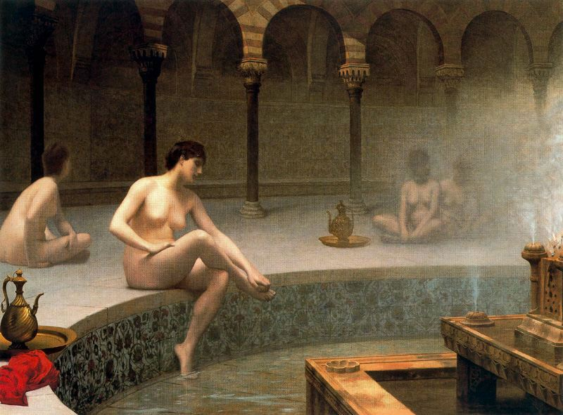 http://uploads7.wikipaintings.org/images/jean-leon-gerome/a-bath-woman-bathing-her-feet.jpg