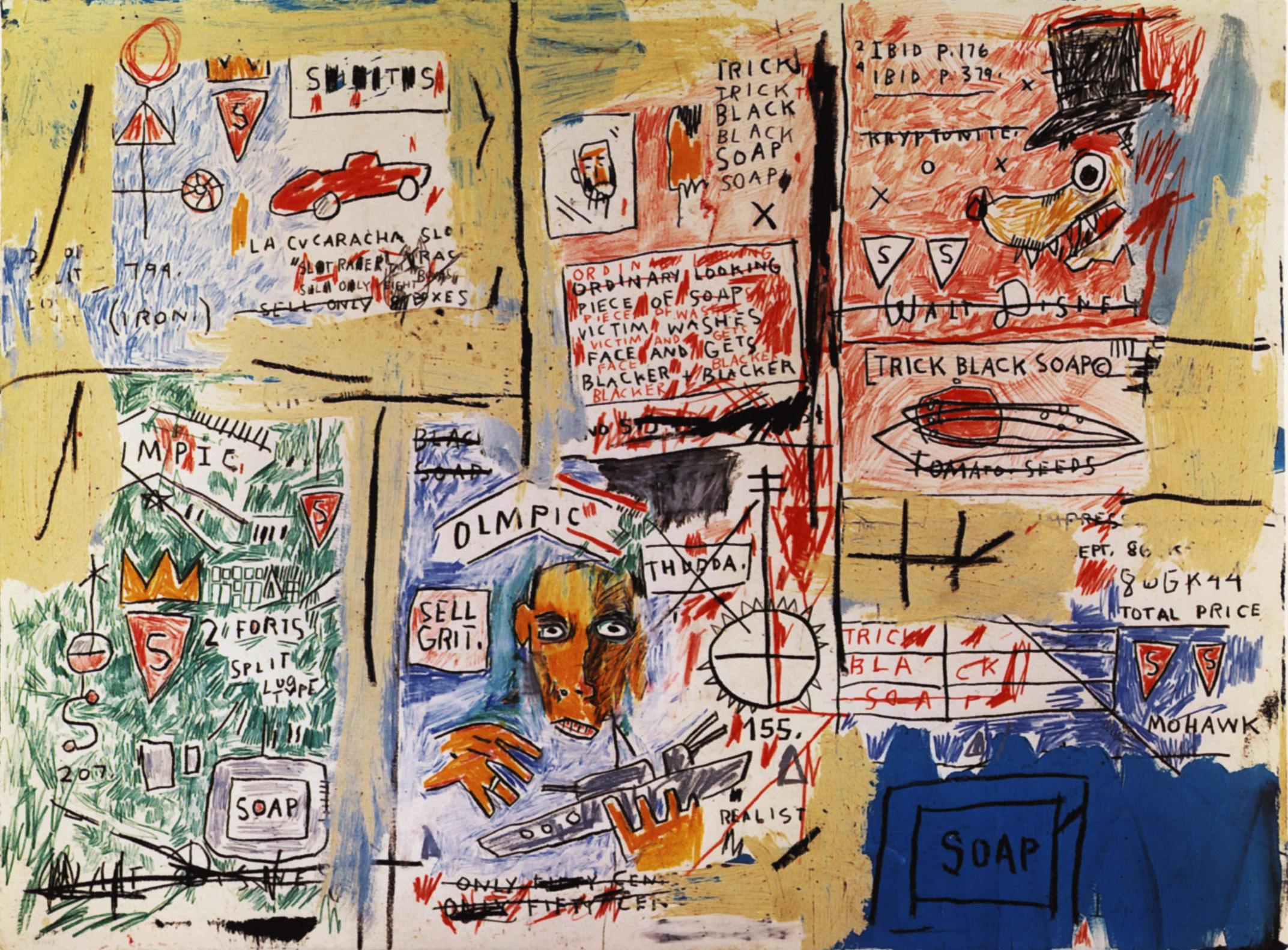 ジャン=ミシェル・バスキアの画像 p1_23