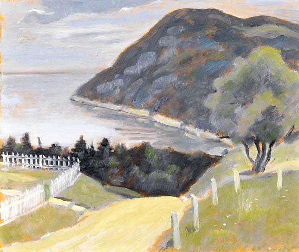 Port-au-Persil, 1952 - Jean Paul Lemieux