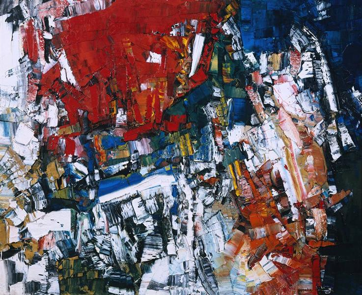 Perspectives - Jean-Paul Riopelle