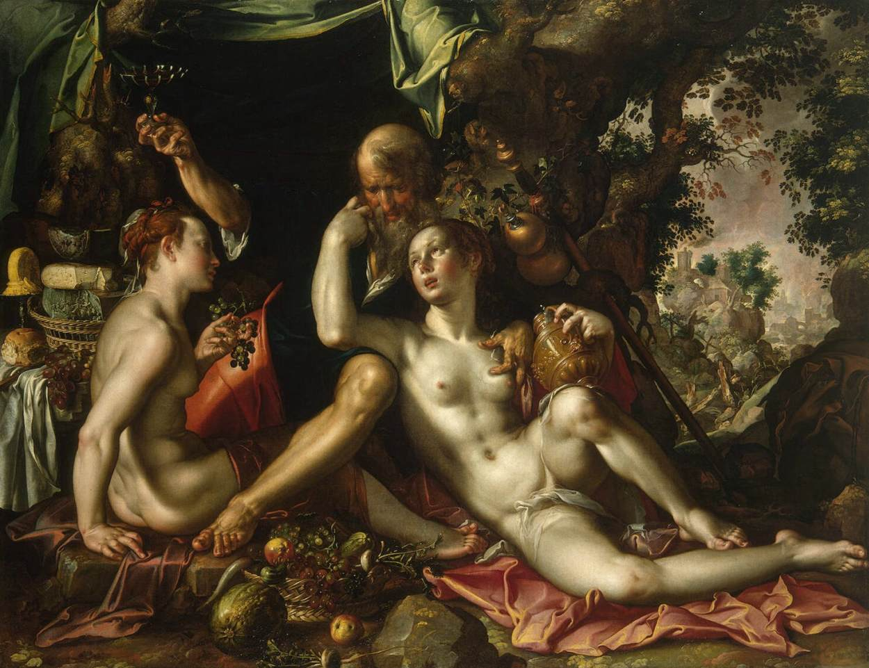 http://uploads7.wikipaintings.org/images/joachim-wtewael/lot-and-his-daughters.jpg
