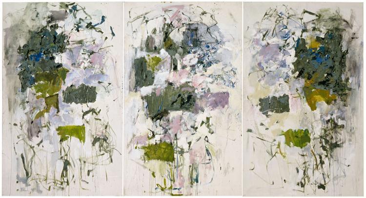 Girolata, 1964 - Joan Mitchell
