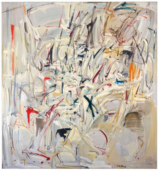 Untitled, 1952 - Joan Mitchell