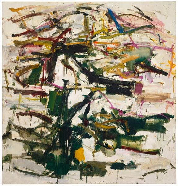 Untitled, 1956 - Joan Mitchell