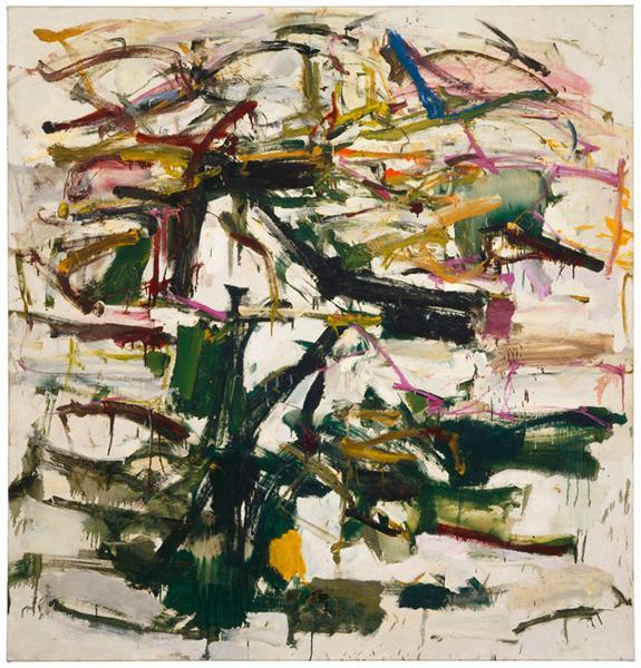 Untitled, 1956 - Joan Mitchell