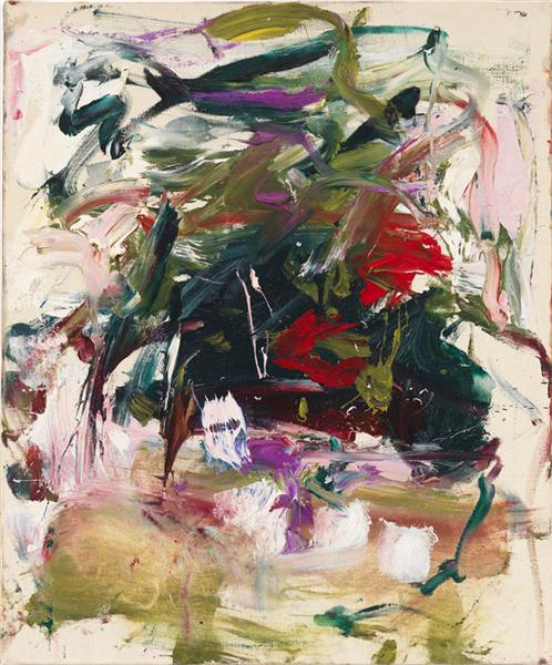 Untitled, 1959 - Joan Mitchell