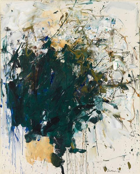 Untitled, 1960 - Joan Mitchell