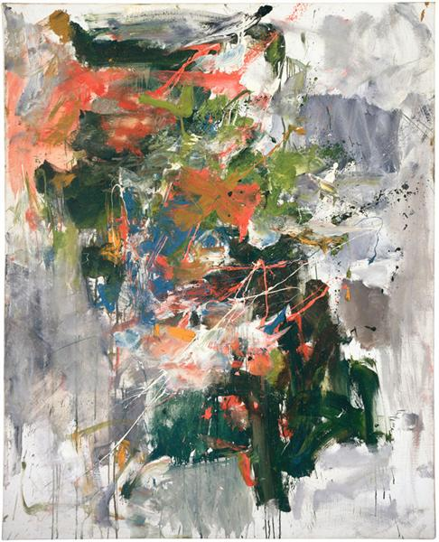 Untitled, 1962 - Joan Mitchell