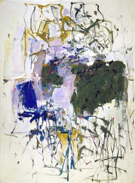 Untitled, 1964 - Joan Mitchell