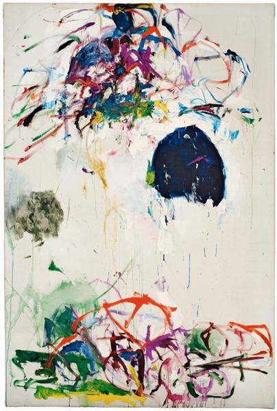 Untitled, 1968 - Joan Mitchell