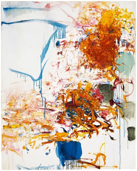 Untitled, 1969 - Joan Mitchell