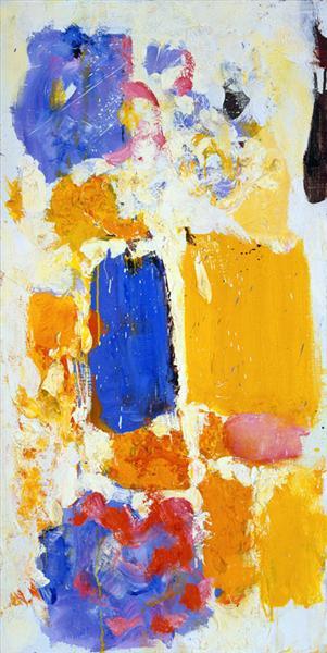 Untitled, 1973 - Joan Mitchell