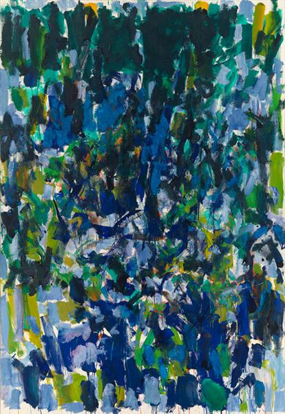 Untitled, 1977 - Joan Mitchell