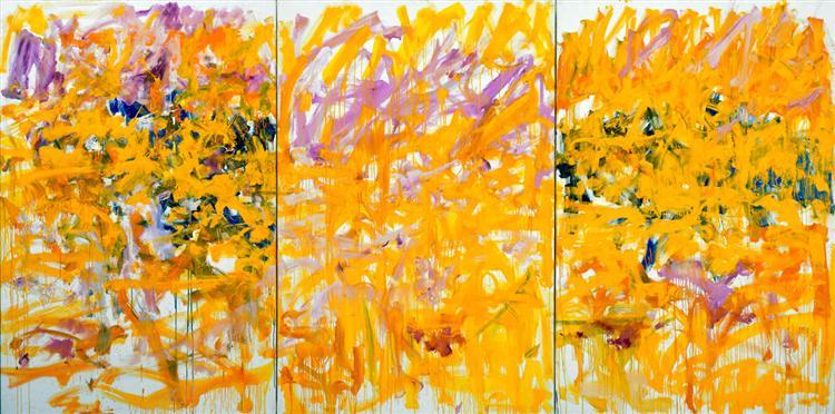 Untitled, 1979 - Джоан Митчелл
