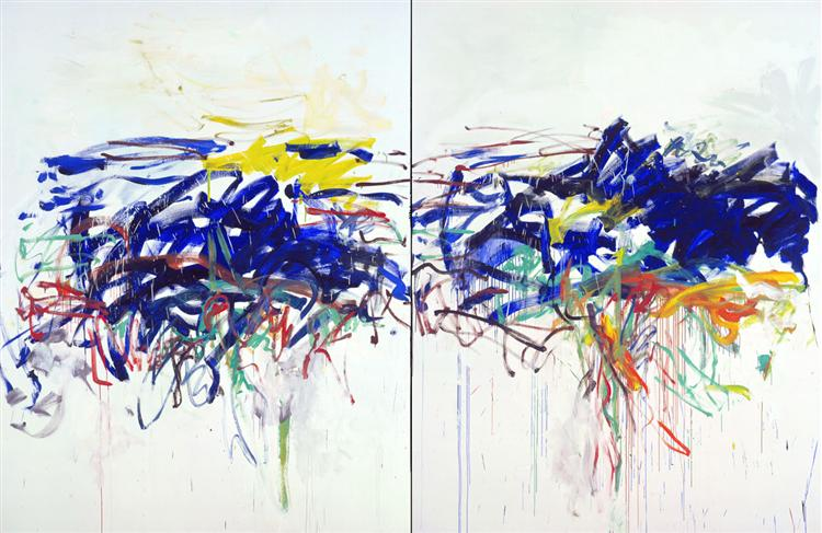Untitled, 1992 - Joan Mitchell
