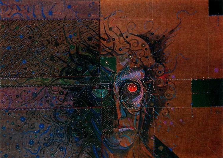 Ésser del Cap, 1978 - Joan Ponc