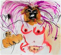 Angry.Woman - Джоан Снайдер