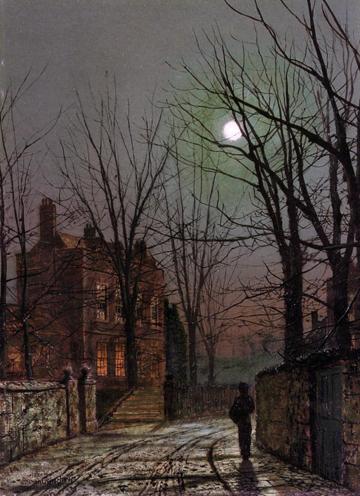 Green Court - Moonflight