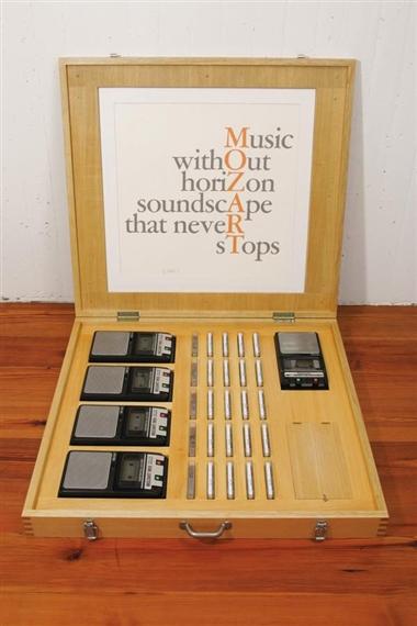 Mozart Mix, 1991 - John Cage