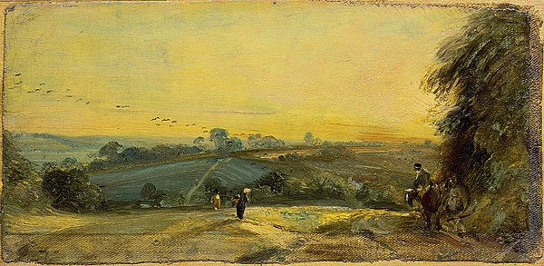 Constable Reproduction Famous Paintings