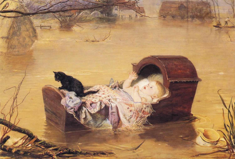 A flood, 1870