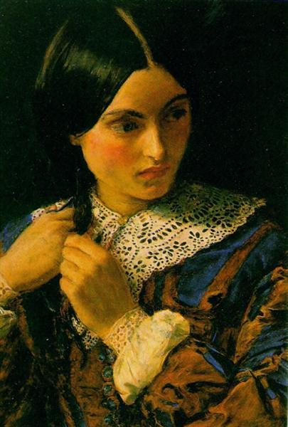 Beauty - John Everett Millais