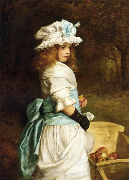 Pomona, 1882 - John Everett Millais
