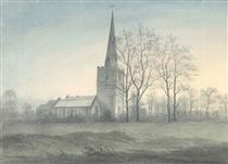 Appleby Magna Church - Джон Гловер