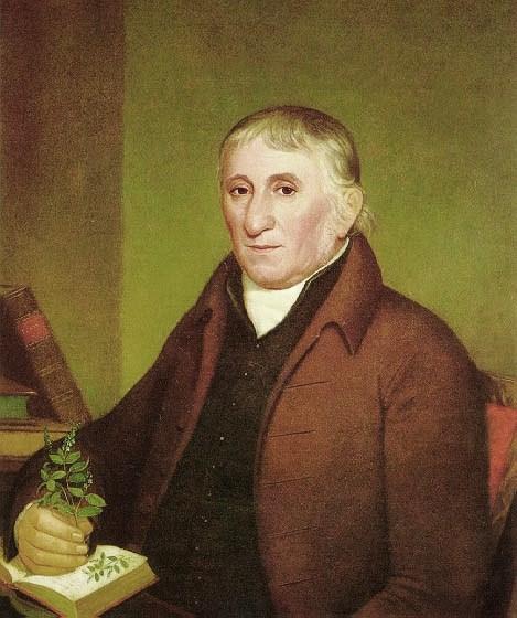Portrait of Jacob Ritter Sr. - John Lewis Krimmel