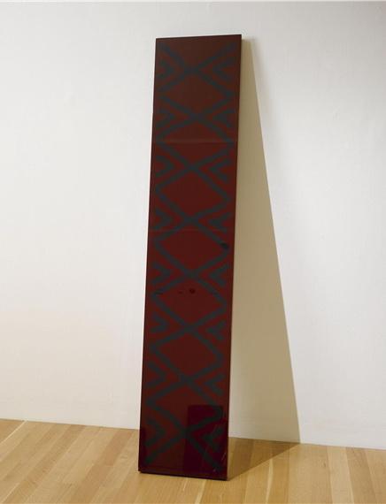 Untitled, 1976 - John McCracken