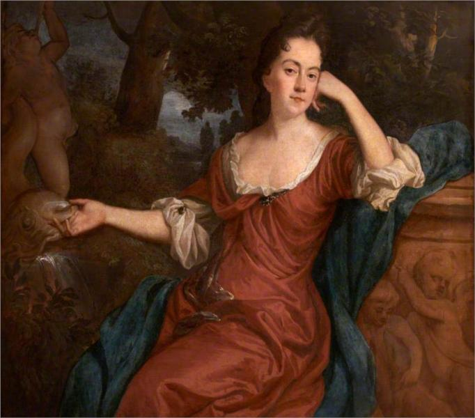 Anne Morice of Wirrington, c.1665 - John Riley