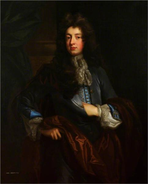 John Dolben, 1685 - John Riley