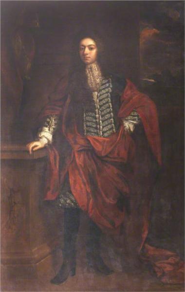 Sir John Sherard, c.1675 - John Riley