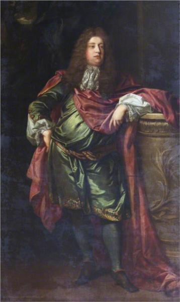 Sir William Brownlow, 1685 - John Riley