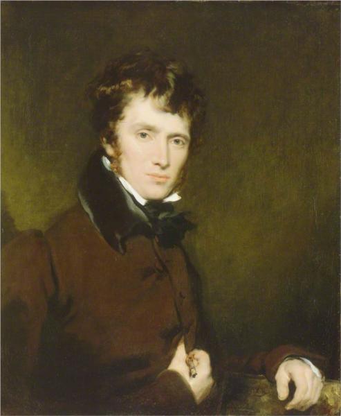 Clarkson Stanfield, 1829 - John Simpson