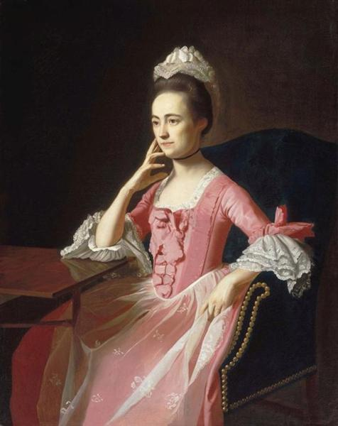 Dorothy Quincy, c.1772 - John Singleton Copley