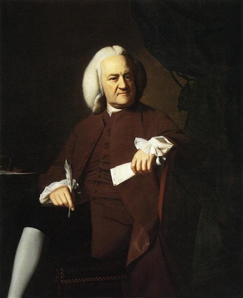 Ezekiel Goldthwait, 1771 - John Singleton Copley