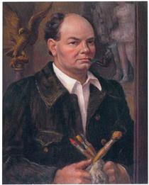 Self-Portrait - Джон Стюарт Керрі