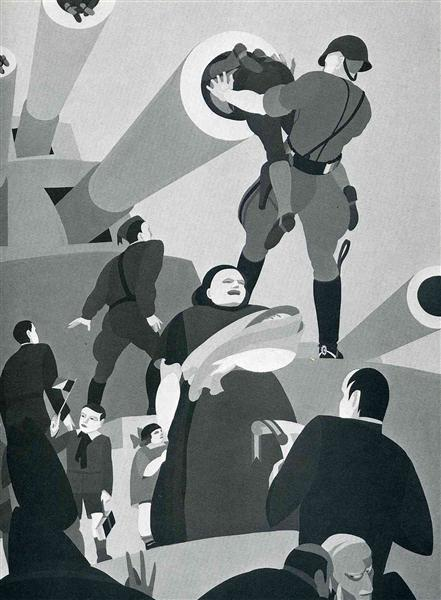 Untitled, 1935 - John Vassos