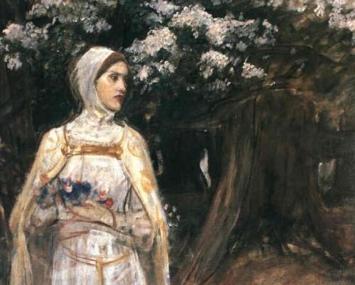 Беатриче, 1915 - Джон Уильям Уотерхаус
