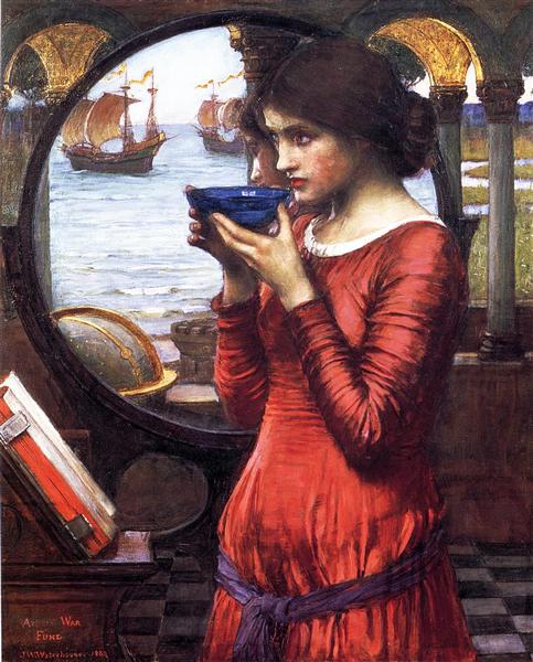 Destiny, 1900 - John William Waterhouse