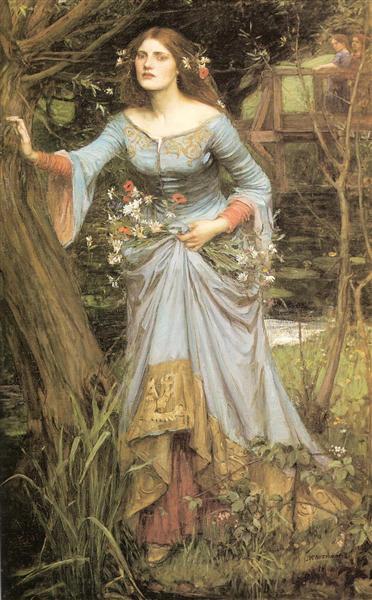 Ophelia, 1910 - John William Waterhouse