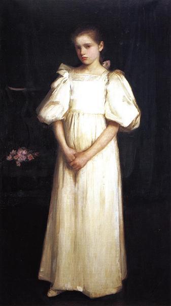 Phyllis Waterlow, 1895 - John William Waterhouse