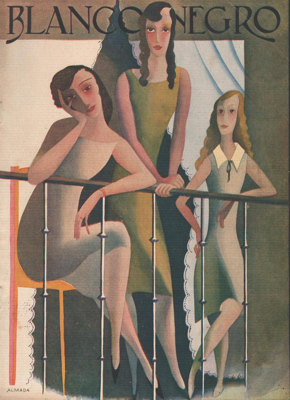 Black and white, 1929