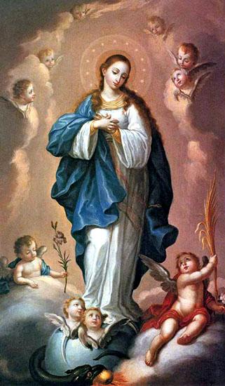 Imaculada Conceição, 1804 - Jose Campeche
