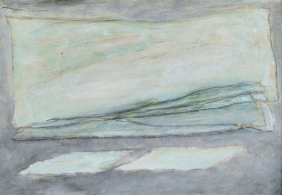 Paysage II - Josef Sima