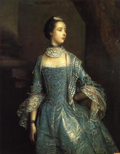 Mrs. Francis Beckford, 1756 - Joshua Reynolds